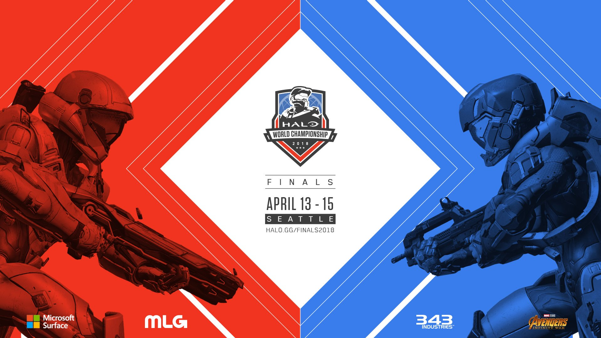 Halo World Championships 2018 Seattle Finals