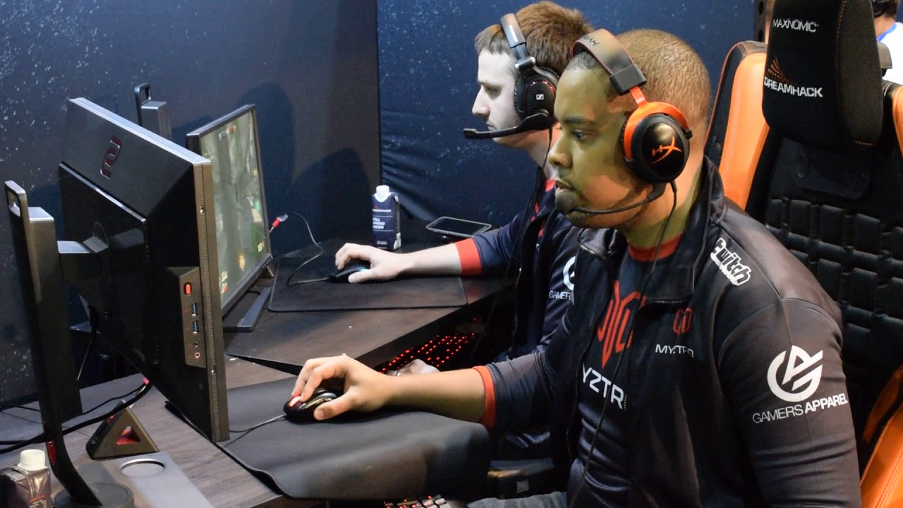 Br1ck and Myztro Part Ways