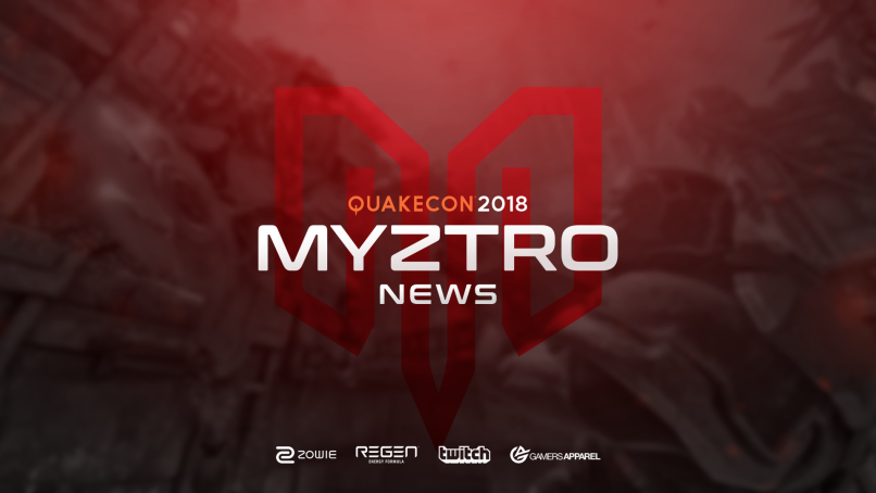 QuakeCon 2018 Day 3 Recap