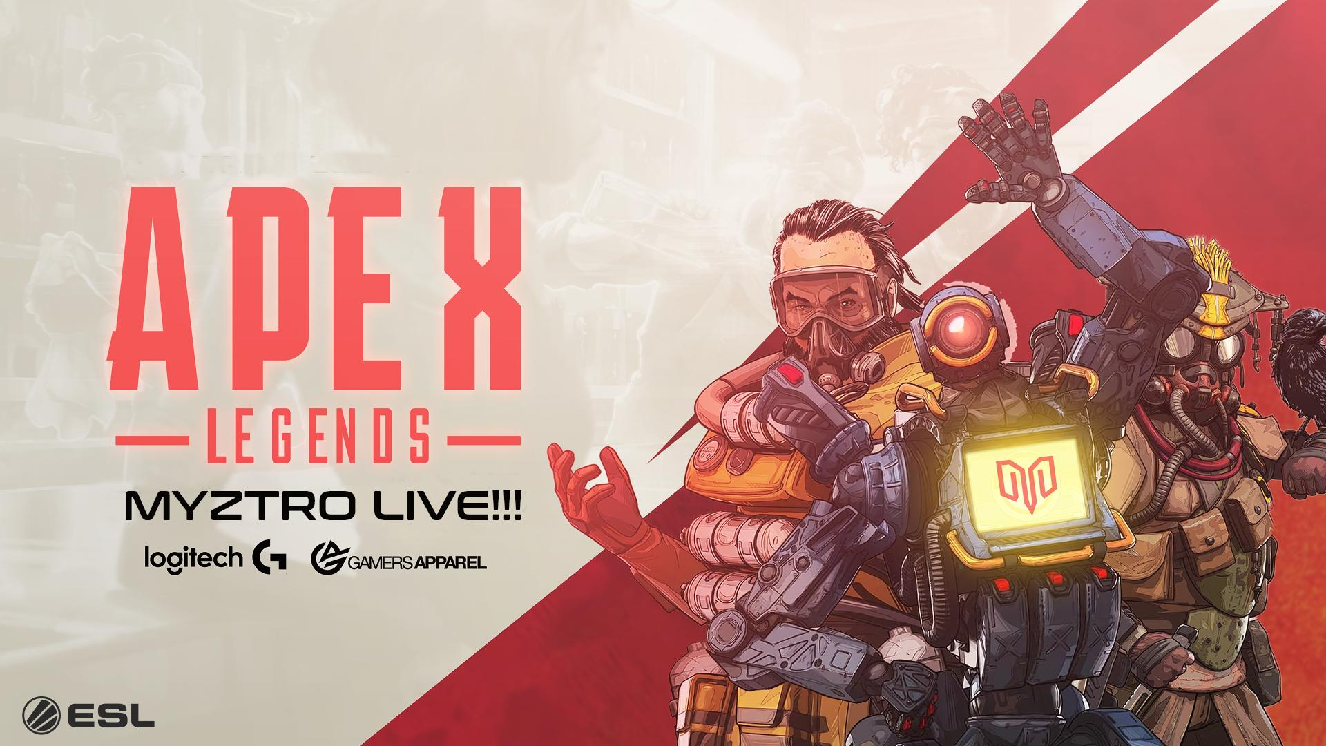 Myztro Win ESL Apex Legends 3 on 3 Open EU Cup #7