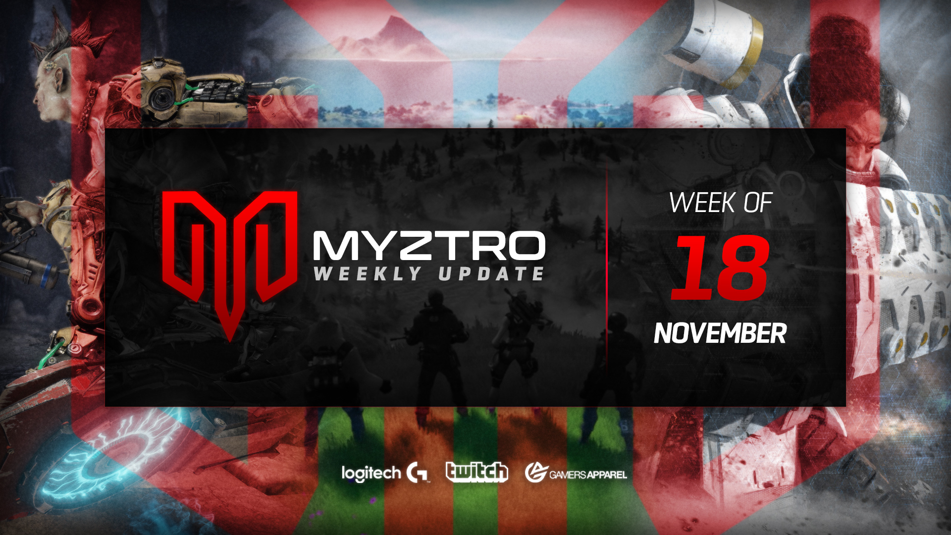 Myztro Weekly Update 7: 11/18/19