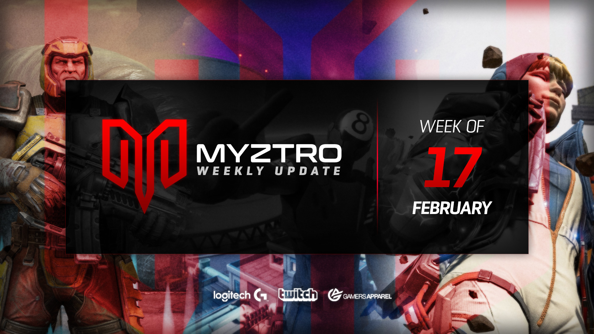 Myztro Weekly Update 12: 2/19/20