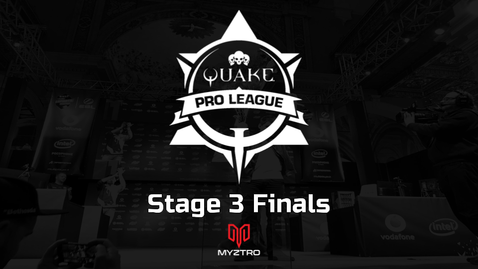 Quake Pro League Stage 3 Finals: Watch Party and Match Times