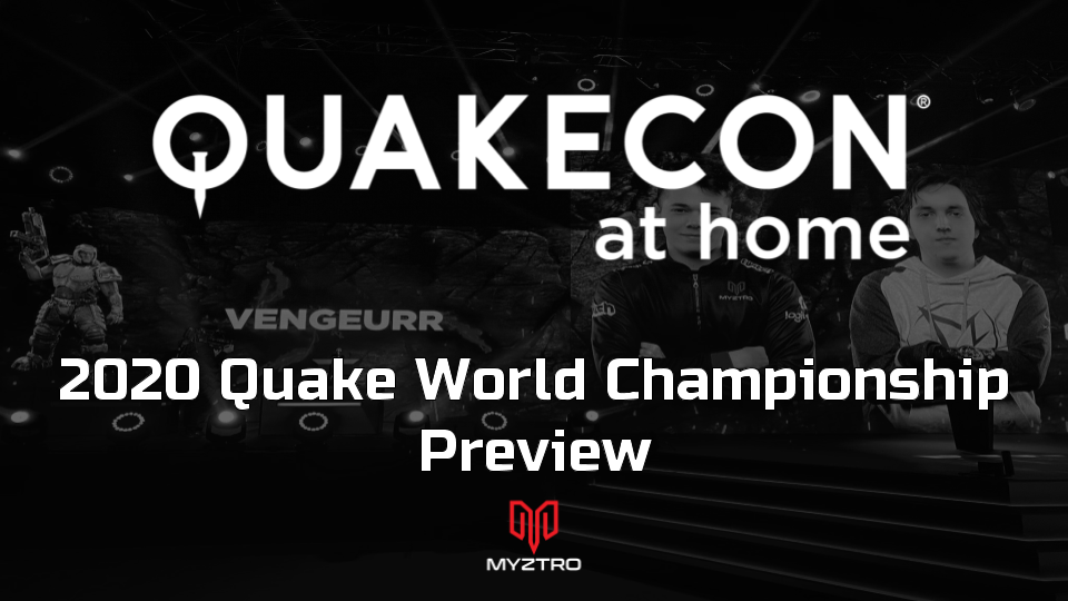 Quake World Championship 2020 Preview: Watch Parties and Match Times