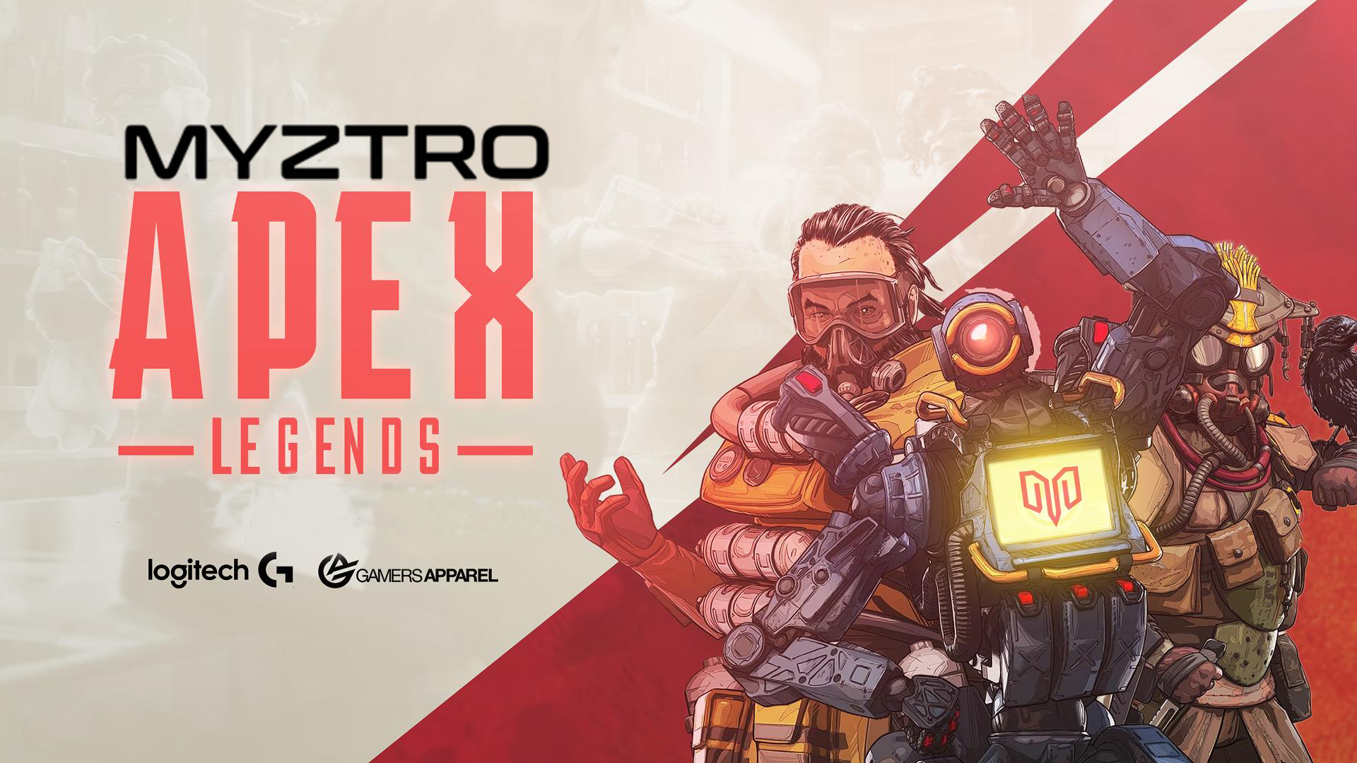 Dropping Hot: Myztro Gaming signs a new Apex Legends Roster